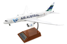 Air Austral Boeing 787-8 Dreamliner F-OLRC With Stand