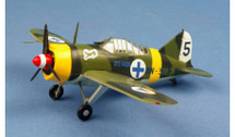 "F2A Buffalo Finnish Air Force, ""Blue 5"""