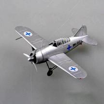 F2A Buffalo Display Model Finnish Air Force