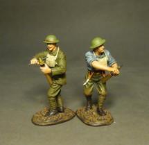 Artillery Crew Priming Shells, The Royal Garrison Artillery, The Great War