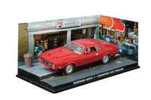 Mustang Mach 1 Diamonds are Forever - James Bond Eaglemoss Collections