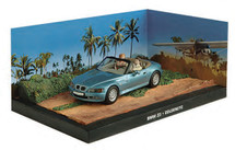 BMW Z3 Goldeneye (1995) - James Bond Eaglemoss Collections