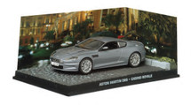 Aston Martin DBS Casino Royale - James Bond Eaglemoss Collections