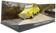Citroen 2CV For Your Eyes Only - James Bond Eaglemoss Collections