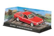 AMC Hornet X The Man with the Golden Gun (1974) - James Bond Eaglemoss Collections