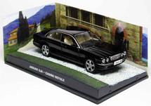 Jaguar XJ8 Casino Royale (2006) - James Bond Eaglemoss Collections