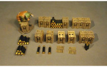 Artillery Crew and Accessories, The Royal Garrison Artillery