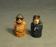 Allied Pilots Two Figures - Knights of the Skies Collection