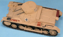 Sd.Kfz.101 Pz.Kpfw.I Ausf.B Deutsche Afrika Korps, Tobruk, Libya, 1941