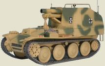 "Sd.Kfz.138/1 15cm Schweres InfanteriegeschåÙtz 33/1 auf Selbstfahrlafette 38(t) (Sf) Ausf. M ""Grille"" German Army, Budapest, Hungary, 1945"