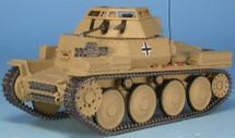 """Sd.Kfz.140/1 Aufklå_rungspanzer 38(t) with 2cm KwK 38 Panzergrenadier Division """"Grossdeutschland,"""" German Army, Russia, 1944"""