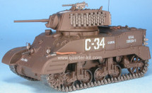 "M5A1 Stuart ""Carol,"" 3rd Armored Division, U.S. Army, Battle of Saint-Låª, 1944"