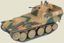 """Sd.Kfz.140 Flakpanzer 38(t) auf Selbstfahrlafette 38(t) Ausf.M 12th SS-Panzer Division """"HitlerjåÙgend,"""" Normandy, 1944"""