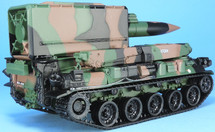 "AMX-30 ""Pluton"" Tactical Nuclear Missile Launcher French Army, NATO Camouflage"