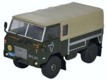 Land Rover 101 Forward Control British Joint Services Trans-Sahara