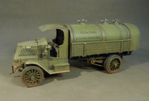 "Mack ""Bulldog"" Tanker Truck, Knights of the Skies Collection (2 pcs)"