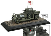 Rolls Royce Armoured Car: Wings of the Great War Armor Collection
