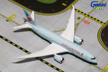 Air Canada B787-8 C-GHPU Gemini Diecast Display Model