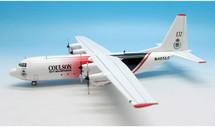 Coulson Flying Tankers Lockheed C-130 Hercules N405LC With Stand
