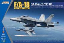 F/A-18A+/B/CF-188 (Model Kit)