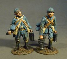 "French ""Soup Men"" - French Infantry 1917-1918"
