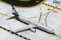 "Alaska B737-900ER(S) ‰""100 Years of Boeing""‰ N248AK Gemini Diecast Display Model"