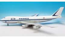 Air France Boeing 747-100 F-BPVL Polished W/ Stand