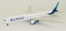 Kuwait Airways Boeing 777-300ER 9K-AOC With Stand