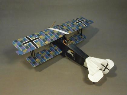 Fokker dvii alb jasta 40 july august 1918 carl for John jenkins design