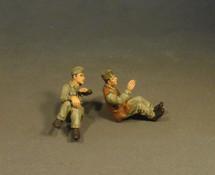 Huck Starter Crew Figurine