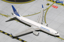 Copa B737-800(W) HP-1719CMP Gemini Diecast Display Model