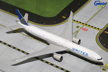 United B777-300ER N58031 Gemini Diecast Display Model
