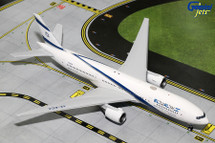 El Al B777-200ER 4X-ECA Gemini Diecast Display Model