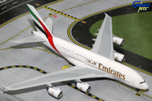 Emirates A380-800 A6-EUE Gemini Diecast Display Model