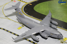 C-17 USAF (Charleston AFB) Gemini Diecast Display Model