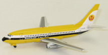 Royal Brunei Airlines Boeing 737-200 VR-UED With Stand