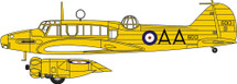 Avro Anson Mk.I No. 1 Service Flying Training School, Royal Canadian Air Force