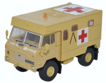 Land Rover 101 Forward Control Ambulance, Operation Granby, Gulf War