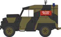 Land Rover 1/2-Ton Lightweight – Military Police