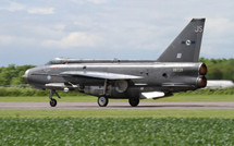 English Electric Lightning F6 XR728/JS, RAF Binbrook