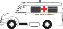 J1 Lomas Ambulance – Army Medical Services