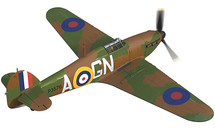 Hurricane MK1, P3576 J. B. Nicholson VC, 249 Squadron, August 1940