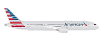 American Airlines B787-9 N820AL Gemini Diecast Display Model