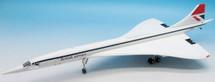 Concorde British Airways G-BBDG w/ Stand