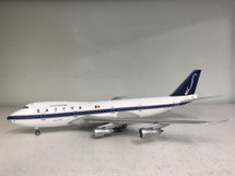 Sabena Boeing 747-100 OO-SGB With Stand