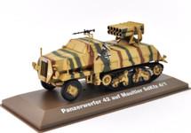 Sd.Kfz.4/1 Panzerwerfer 42 auf Maultier – German Army