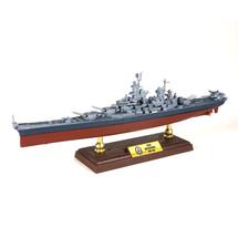 Iowa-class Battleship USN, USS Missouri, Pacific