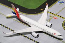 Asiana A350-900 HL8078 Gemini Diecast Display Model