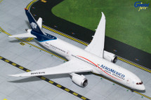 AeroMexico B787-9 (Blue,White Livery) N183AM Gemini Diecast Display Model