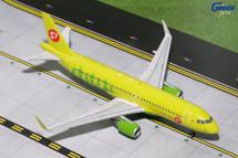 S7 Sibir A320-200(S) (Sharklets) VP-BOL Gemini Diecast Display Model